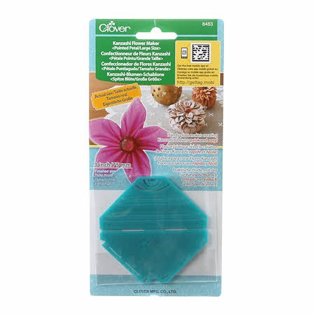 Kanzashi Flower Maker Pointed Petal - Large