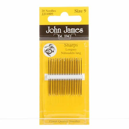 John James Sharps SZ 9