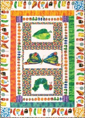 The Very Snuggly Storytime Quilt Pattern