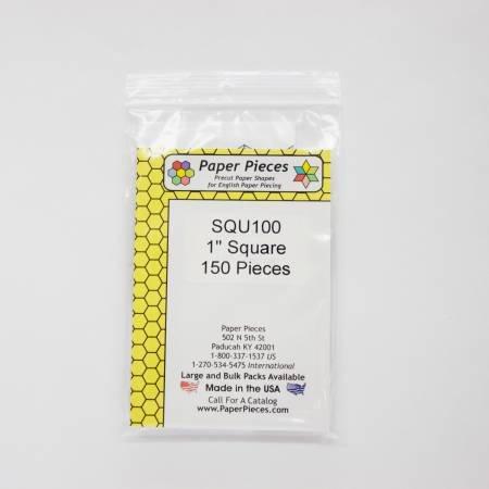 1 Square Papers English Paper (150pcs)