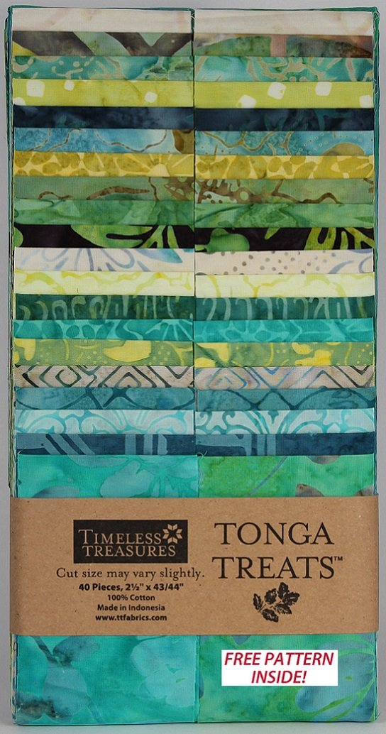 Tonga Treats - Strip Lagoon [40 - 2.5 Strips]