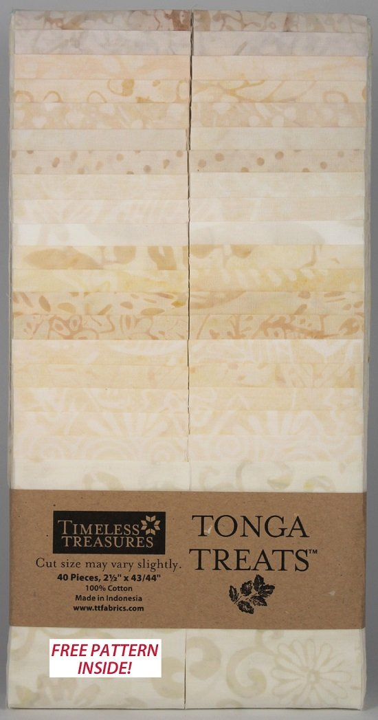 Tonga Treats - Strip Whisper [40 - 2.5 Strips]