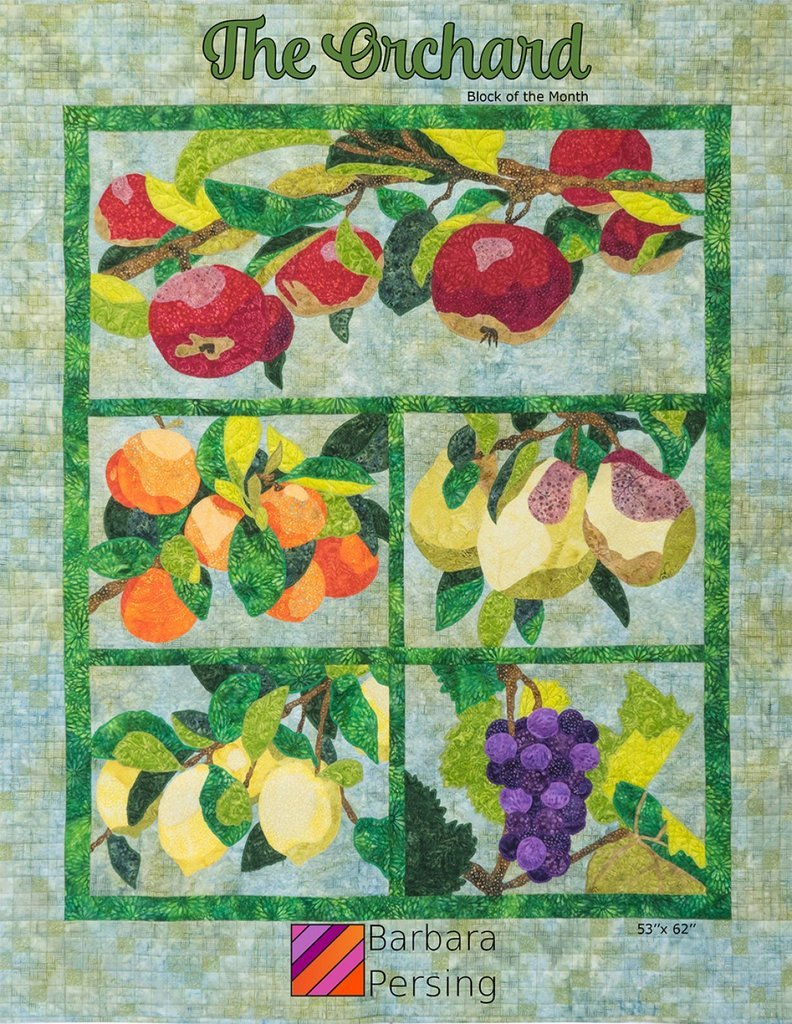 The Orchard Block of the Month #1