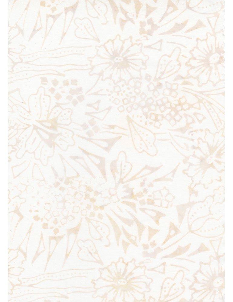 Tonga Creme Batik B6200-CREME
