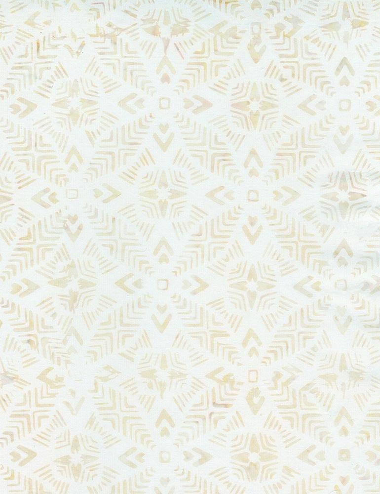 Tonga Creme Batik B6938-COCONUT