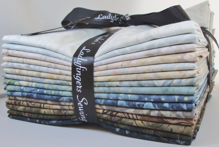 Tonga Quarry Batiks Fat Quarter Bundle