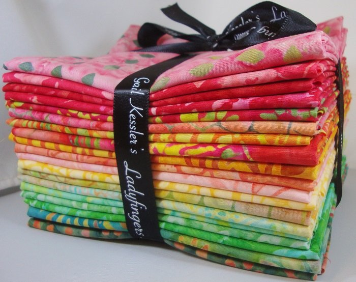 Tonga Watermelon Fat Quarter Bundle