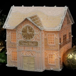 OESD Christmas Village: Town Hall CD