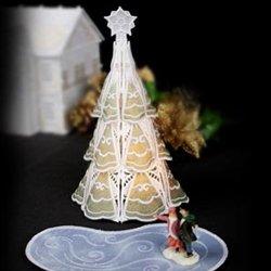 OESD Christmas Village: Tree & Pond CD
