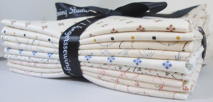 Tuxedo Prints Fat Quarter Bundle