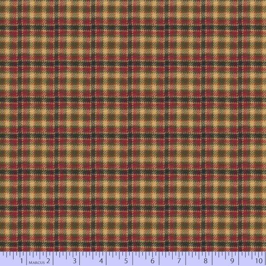 Primo Plaid: Maple Lake Flannel UO83-0111