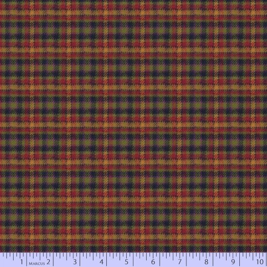 Primo Plaid: Maple Lake Flannel UO83-0114