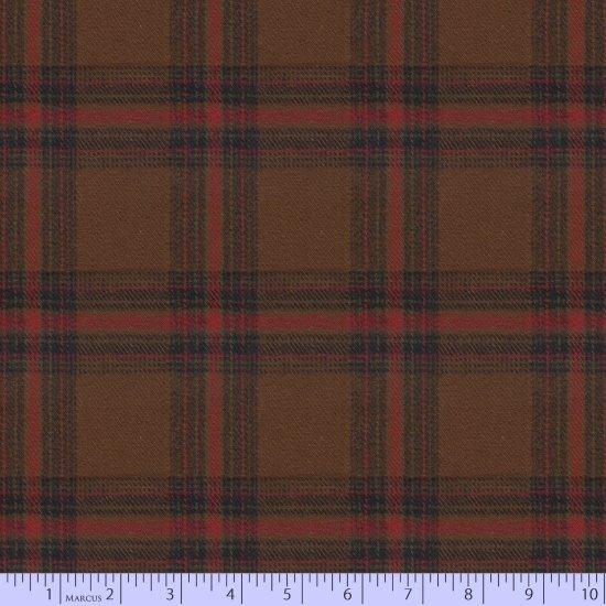 Primo Plaid: Maple Lake Flannel UO86-0113