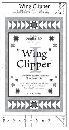 Wing Clipper Template