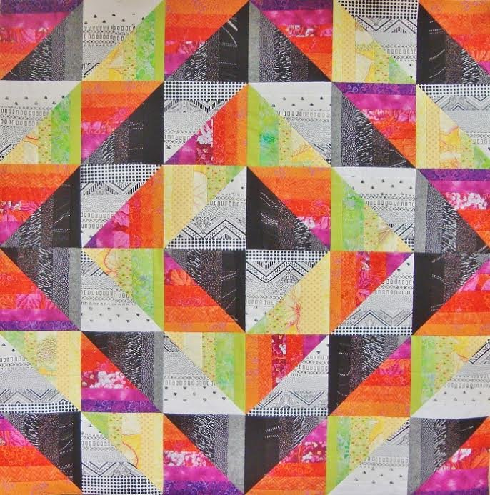Strata New Colors Quilt Kit - Large