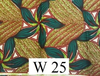 African Leaf Pinwheel