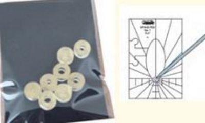 Stitching Line Discs by Westalee Designs