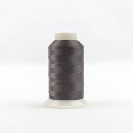 Invisafil Solid 100wt Polyester Thread 2500m Charcoal