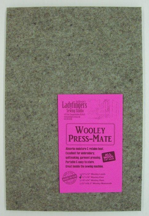 Wooley Press-Mate 12 x 18 Wooley Ewe