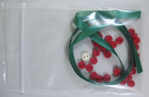 Christmas Keepsakes Button Pack