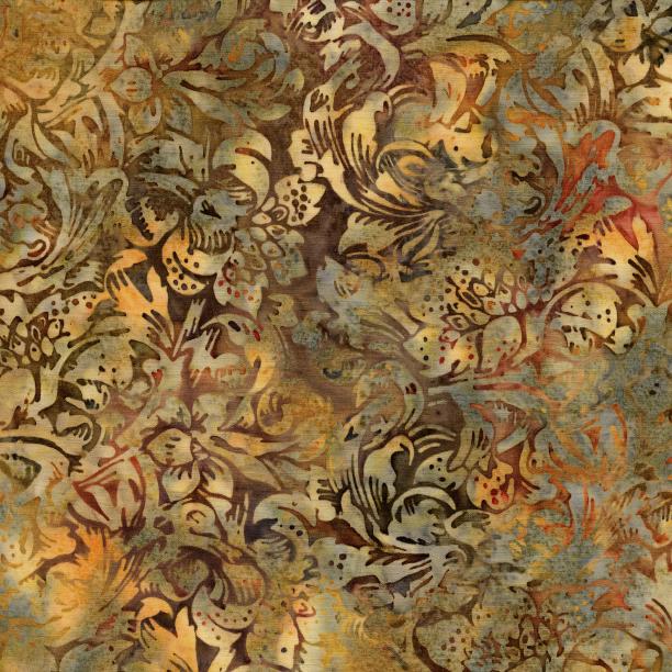 Floral Vine-Weeds