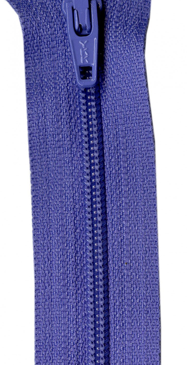 Atkinson designs 22 Zippers # 742 Periwinkle
