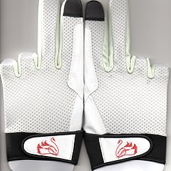 Swan Amity Quilting Gloves Large