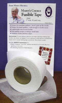 Marti's Choice Fusible Tape 2