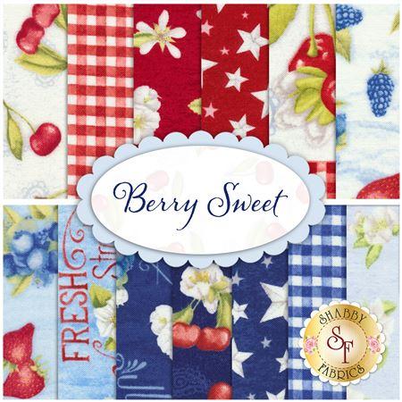 Berry Sweet 40 Karat Crystals