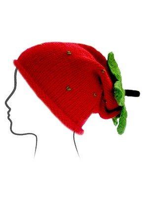 EURO STRAWBERRY HAT