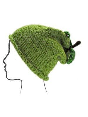 EURO GREEN APPLE HAT