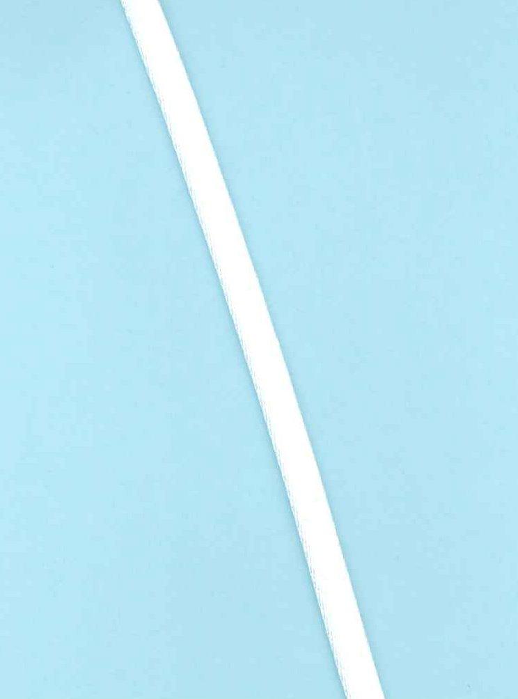 PFA SATIN CORD WHITE 5MM