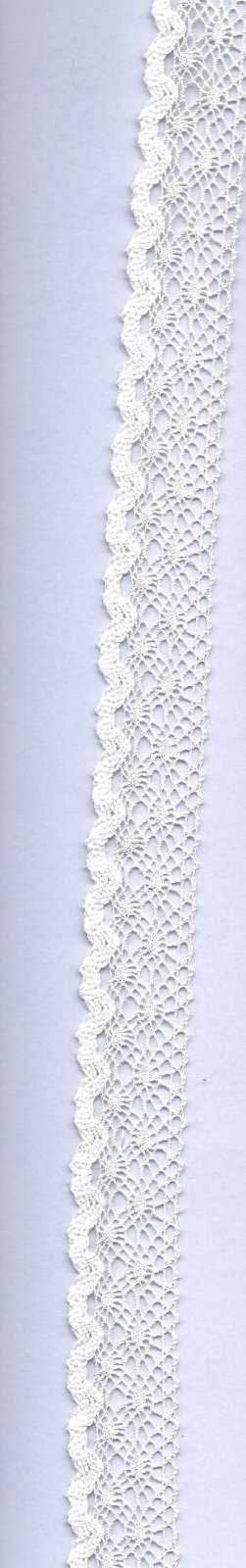 PFA COTTON LACE TRIM 20mm col. 051