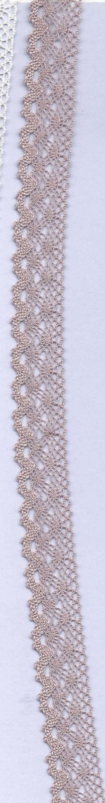 PFA COTTON LACE TRIM 20mm col. 077