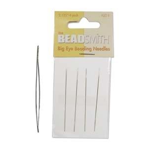 BeadSmith Needle Big Eye