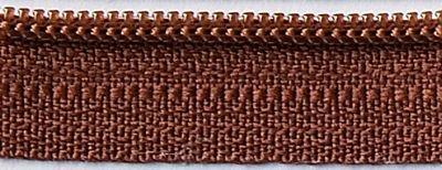 ATK Zipper 14 CHOCOLATE