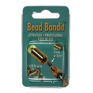 BeadSmith Bead Bandit Gold Plate