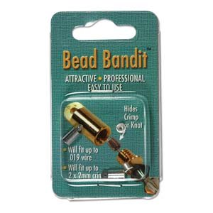 BeadSmith Bead Bandit Silver Plate