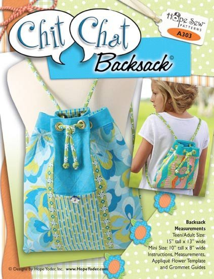 HY CHIT CHAT BACKPACK