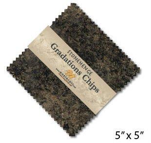 NC Stonehenge Gradations Slate Chips