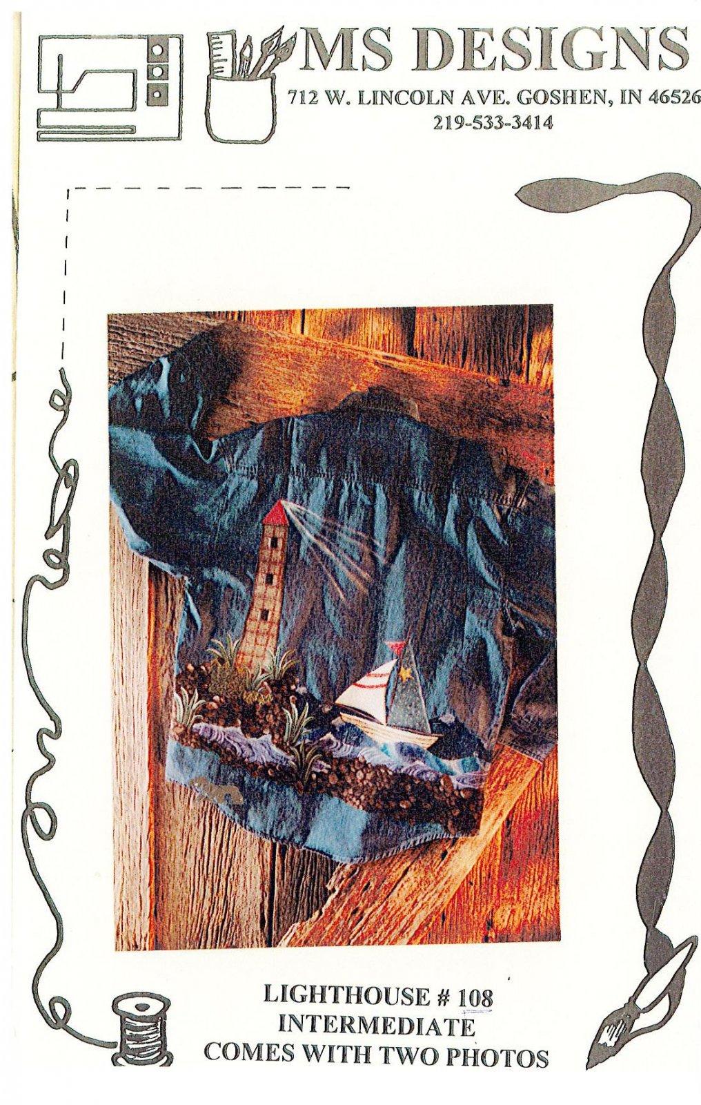 MS DESIGNS - Lighthouse #108