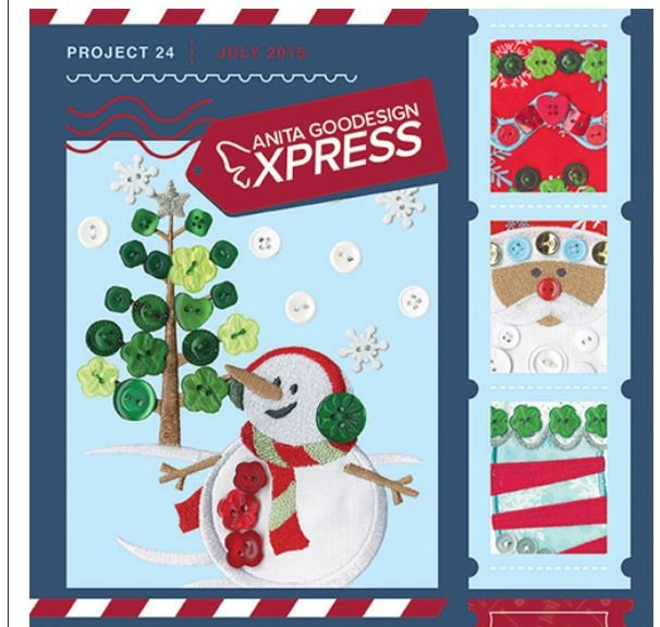 AG Express Project 24