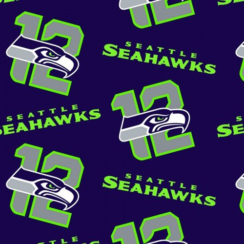 EES NFL FLEECE SEATTLE 6752 D