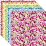 ITB GARDEN DELIGHTS II FAT QUARTER BUNDLE