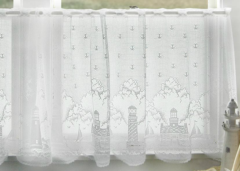 HERITAGE LACE LIGHTHOUSE TIER WHITE