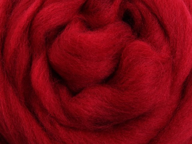ASHFORD 049 ROVING CHERRY RED