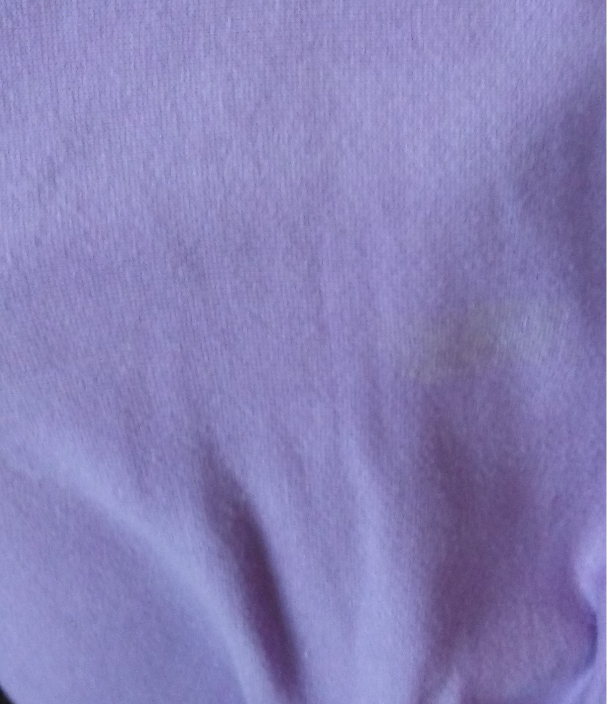 SLTX COTTON SWEATSHIRT FLEECE ORCHID