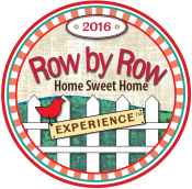 2016 ROW BY ROW EXPERIENCE PINS