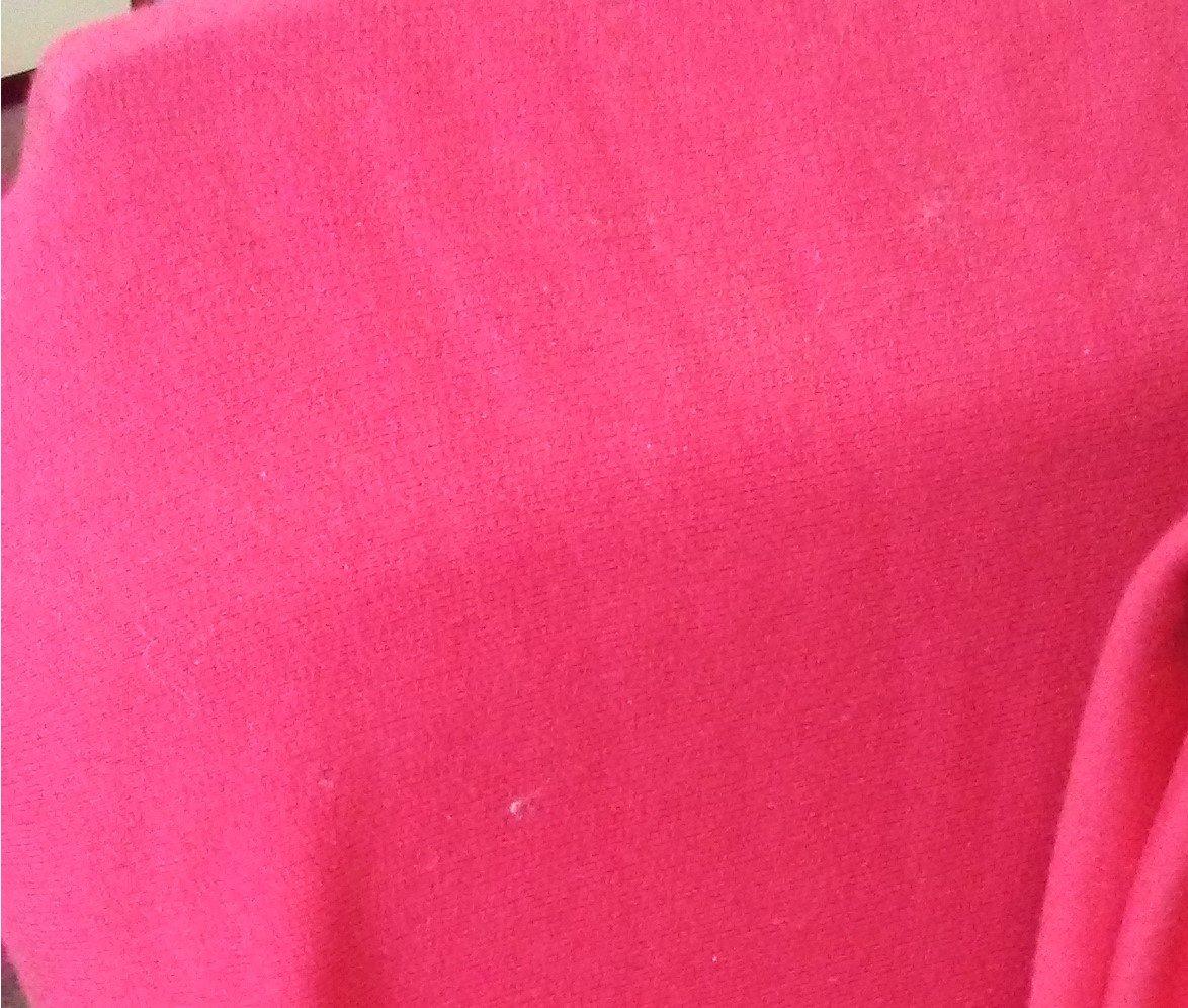 SLTX COTTON SWEATSHIRT FLEECE RED
