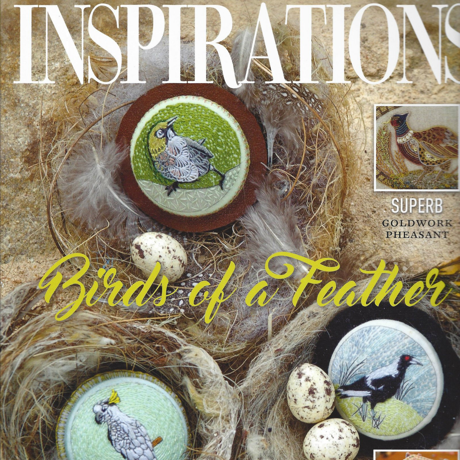 INSPIRATIONS, Issue 93 2017